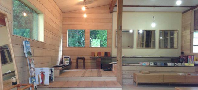 家具工房のショールーム