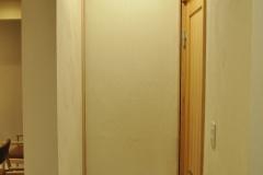 土壁風ドア